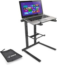 Portable Folding Laptop Stand -Standing Table with Foldable Height and Secondary