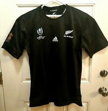 Adidas All Blacks Authentic Rugby World Cup Japan Jersey 2019 Dy3780 Mens Size L