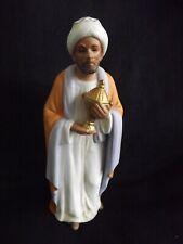 Vintage Homco Standing Wiseman/King Euc Replacement Christmas Nativity #5110