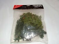HO & N Scale - Faller 1492 - 15 Mixed Forest Trees Approx.  10-14 cm NIP