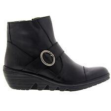 FLY London Buckle Mid Heel (1.5-3 in.) Shoes for Women