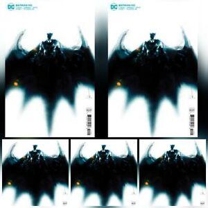 BATMAN #110 CVR B JOCK CARD STOCK VAR ~ 5 COPIES ~ DC ~ PRESALE 7/6