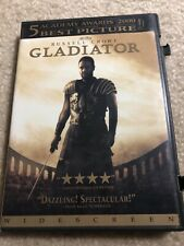 Gladiator Dvd * Russell Crowe