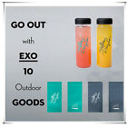 KPOP EXO The Celebrity ChanYeol's My Bottle Ad Water Cup Chan Yeol Design Sehun