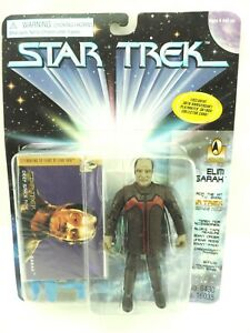 "Star Trek ""Elim Garak"" Exclusive 30th Ann.Playmates Skybox Collector Card(16035)"