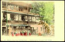 JAPAN Old Postcard -  Mary 1, Colby Home, YOKOHAMA - USA Baptist Mission, Boston