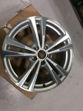 Audi A3 Alloy Wheel 18 Inch 8v0601025bl Diamond Turned S Line