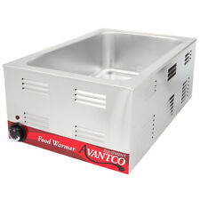 New Avantco Commercial Electric Food Warmer Countertop Restaurant Cooking