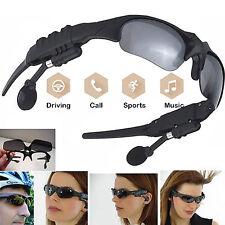 Music Sunglasses Bluetooth Headphones Headset Sun Glasses For Samsung iPhone LG