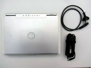 Dell INSPIRON 6400 PP20L Laptop - Intel Core 2 CPU 2.5GB RAM 60GB HDD No Battery