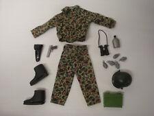Tenue soldat américain 7594 Action Joe Ceji Arbois Hasbro - Geyper Man