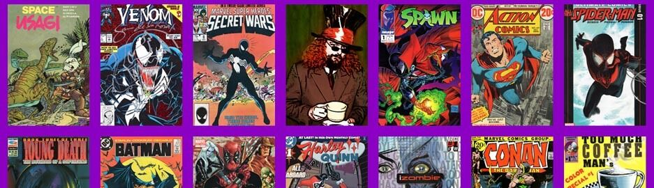 Hatter Comics and More