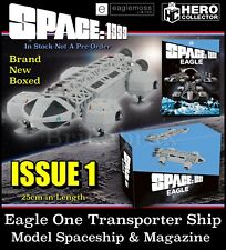 More details for space 1999 vehicles & ships collection: issue 1 eagle one transporter ship - new