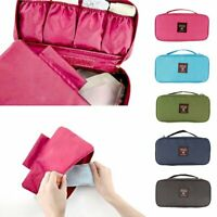 Portable Protect Bra Underwear Lingerie Case Travel Organizer Bag of
