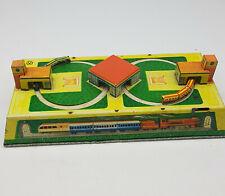 Blechspielzeug - mechanische Bahn - Vintage - Sammlerstück