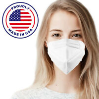 5 Layer Protection Breathable Face Mask M95i/KN95 - MADE IN USA - Filtration>99%
