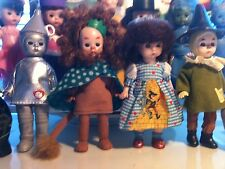 Complete Set of 12 Madame Alexander Wizard of Oz 2008 McDonald's Dolls Excellent