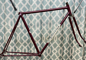 Vintage Bottecchia Frame And Fork - Lugged Steel Made In Italy
