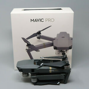 DJI Mavic Pro 4K Video Camera Quadcopter Drone ONLY - Awesome Drone!