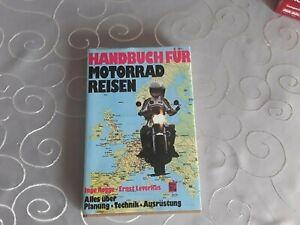 Handbuch für Motorrad Reisen