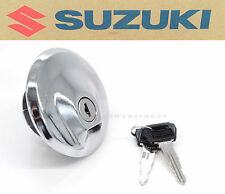 New Suzuki California Fuel Gas Tank Petrol Cap VS800 VS700 GZ250 (See Notes)#R10