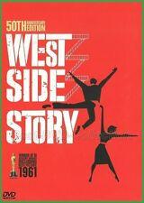 West Side Story (1961) - Natalie Wood, Richard Beymer - NEW DVD