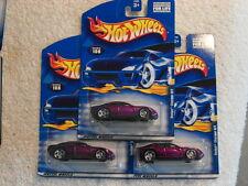 2001 HW Hotwheels  DODGE CHARGER R/T Black Interior VHTF lot 3