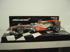 F1 McLAREN MERCEDES MP4-25 BUTTON 2010 VODAFONE 1/43 MINICHAMPS 530104301