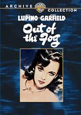 Out Of The Fog DVD 1941 Ida Lupino, Eddie Albert, John Garfield, Thomas Mitchell