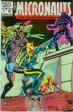 MICRONAUTI # 50 (USA, 1983)