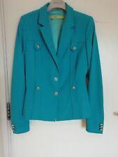 VERSACE Jacket - Blue -  UK8 / SMALL