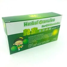 Herbal Granules for Children's Flu Premium Herbal Product 10 bags