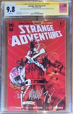Strange Adventures #1 CGC SS 9.8 Signed Tom King, Mitch Gerads, & Evan Shaner
