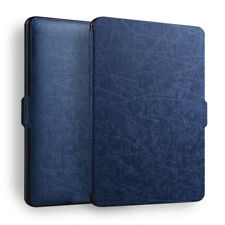 Kindle Paperwhite 1/2/3 Cover Case Schutz Hülle Dunkelblau Schutzhülle Amazon