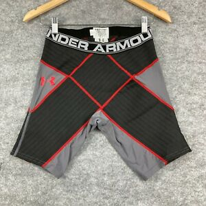 Under Armour Mens Compression Shorts Size Small W28-30 Stretch Fitted 111.29