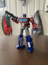 transformers war for cybertron earthrise optimus prime (WITHOUT TRAILER)
