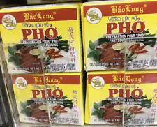 Bao Long Pho Beef Soup Pho Seasoning 4 Packs (16 Cubes)