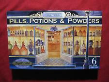 1993 Matchbox Pills Powders Potions 6 Pack Gift Set Ford Model A MIB Advertising
