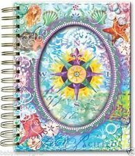 Punch Studio Everyday Enchantment Window Journals – Mermaid Whimsy 58275