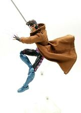 SU-TC-GB-BN: 1/12 Brown Wired Trench Coat for Marvel Legends Gambit (No Figure)