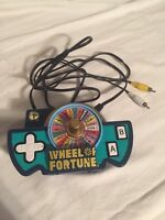 2005 Jakks Pacific Wheel Of Fortune TV Plug And Play Video Game. Edition 1.