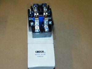 Omron MGN2C-AC240 Heavy Duty Power Relay NEW LOT # 6
