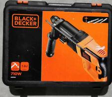 Black&Decker KD975KA Bohrhammer 1,8 J Meißelhammer SDS Bohrfutter