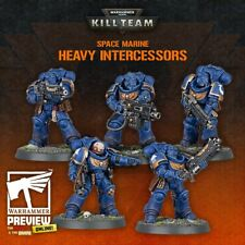 Warhammer 40k / Kill Team - Pariah Nexus - 5x Heavy Intercessors