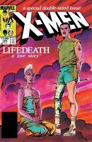Uncanny X-Men 186 (Claremont, Windsor-Smith) Marvel Comics - Storm, Forge
