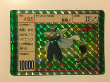 Dragon Ball Z PP Card Prism 465