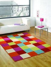 Acrylic Living Room Geometric Rugs