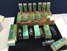 Vintage Arcturus Electron Tubes Lot Of 17 Untested Lot No. 1