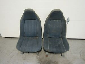 USED 1973-77 Chevy Pontiac Olds SS GTO 442 GM A-body Front Swivel Bucket Seat