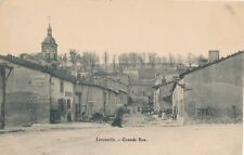 CPA - France - (55) Meuse - Lerouville - Grande Rue